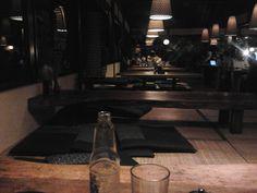 dining in the Ubud night