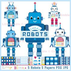 robot clipart - Google Search