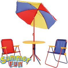 Picture of Summer Fun Children's Patio Set