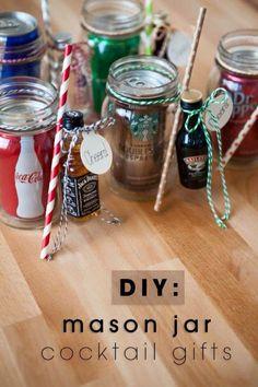 DIY Mason Jar Gifts