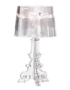 Buy Bourgie Table Lamp from Kartell. Actually, we're not but Kartell is, especially with a classic like Bourgie. Light Table, Lamp Light, Lampe Bourgie, Lampe Decoration, Luminaire Design, Diy Décoration, Home Accessories, Designer, Lights