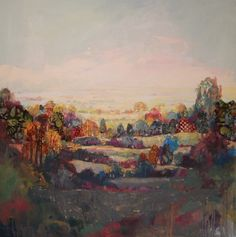 Read our exclusive interview with Sky Arts Landscape Artist of the Year 2016 Heat Five Winner Anna Perlin as she discusses her vibrant seasonal paintings and mixed media landscapes… Painting Videos, Easy Paintings, Landscape Art, Landscape Paintings, Landscapes, Original Art For Sale, Original Artwork, Backyard Retaining Walls, Deck Patio