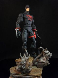 Daredevil Shadowland (Marvel Legends) Custom Action Figure