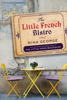 Katie's June Pick: The Little French Bistro by Nina George is an emotional, yet heartwarming plot about the inhabitants of a quaint seaside settlement who begin coming to terms with actions from the past after welcoming a mystifying stranger into their town and hearts. You'll cry, laugh, scream, and be angry right alongside these fascinating characters as secrets are brought to light and life-altering decisions are made.