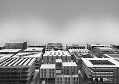 Students' models at 'STEAL SCHINKEL' © Architektur Galerie Berlin