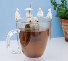 #Drinks Jiang Taigong #Tea Bag Holder  | CoolShitiBuy.com