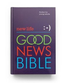 What do you think of the new cover designs for the Good News Bible?