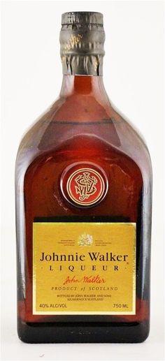 Johnnie Walker Liqueur  (1 x 750ml), Scotland