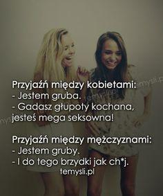 TeMysli.pl - Inspirujące myśli, cytaty, demotywatory, teksty, ekartki, sentencje Feminism, Everything, Funny Memes, Humor, My Love, Phone, Disney, Blog, Quotes