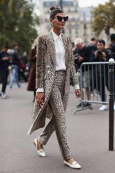 Commonwealthfashionweek: The Best Street Style Looks From Paris Fashion Week Spring 2018 Paris Fashion Week Street Style, Best Street Style, Spring Street Style, Cool Street Fashion, Street Style Looks, Street Chic, Look Fashion, Autumn Fashion, Street Styles