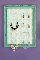 I would love to receive the Vintage Wall Jewelry Holder this holiday season because its the perfect way to display all of the jewelry I will be getting from Francesca's!