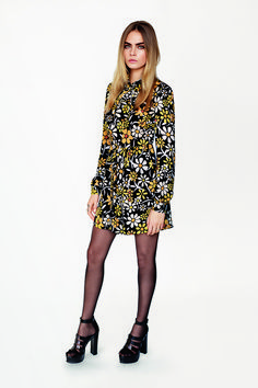 Photo 2 of Daisy Print Shirt Dress