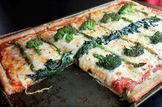 Roasted Veggie Pizza