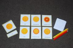 parts of the sun wk8 - not a printable but great idea. we made it into a memory game