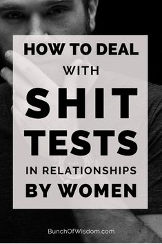 Ever wondered why women test men when it comes to dating and relationships? Here are a couple of reasons why these tests are necessary and how you can successfully deal with them. Self Development, Personal Development, Best Relationship, Self Improvement, Breakup, Self Love, Leadership, How To Become, Relationships