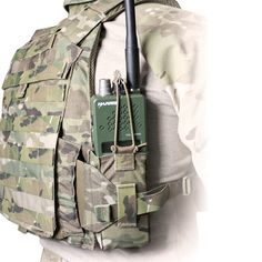 Lower Back Radio Popular Hobbies, Hams, Tactical Gear, Pouch, Language, Military, Concept, Kit, Character