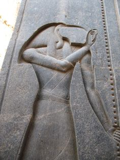 Seshat (left image above), Egyptian goddess of writing and wisdom and Ibis depiction of Thoth (right) – god of magic, wisdom and writing Egyptian Mythology, Egyptian Goddess, Ancient Egyptian Paintings, Ancient Tomb, Epic Of Gilgamesh, Tutankhamun, Gods And Goddesses, Ancient History, The Magicians