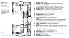 Bishop's Place called Residenz at Würzburg -Floor Plans  WburgRes_PianoNobileGr.jpg (1419×774)