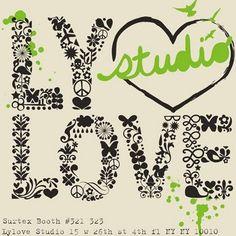 print & pattern: SURTEX NYC - lylove studio