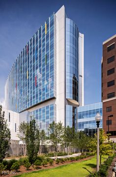 Benjamin Russell Hospital For Children. Photo: HKS Inc./Blake Marvin.