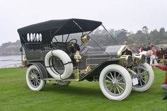 "and-the-distance: "" 1906 National Model E 7-Passenger Touring """