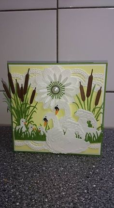 Marianne Design Cards, 3d Cards, Creative Cards, Birthday Cards, Christmas Cards, Card Making, Greeting Cards, Paper Crafts, Birds