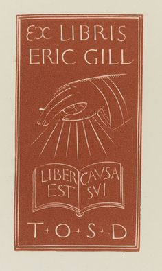 Gill, Eric | lot | Sotheby's