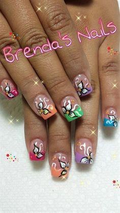 Nails designs  by bliz430 - Nail Art Gallery nailartgallery.nailsmag.com by Nails Magazine www.nailsmag.com #nailart