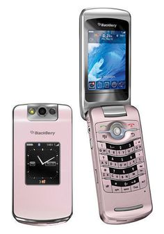 BlackBerry-Pearl-Flip-8220-2MP-GSM-Unlocked-Flip-Mobilephone-Pink-Brand-New