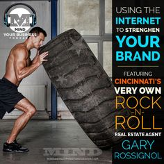 Cincinnati's Rock N Roll Real Estate Agent Gary Rossignol joins us on the MIND Your Business podcast to share how he used the Internet to brand his business, survive the market collapse of 2007/2008 and thrive through his use of the Internet and creative marketing.