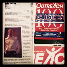 Thanks @OutreachMagazin for featuring Pastor @LwBarnett & #Phx1st in the top 100 fastest growing churches.