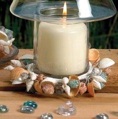 seashell crafts | Seashell Ring | DIY Kids Crafts...