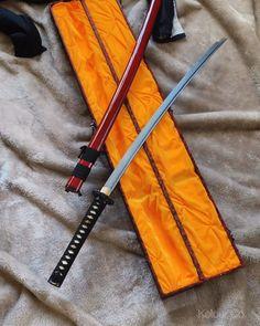 Do you own a katana?