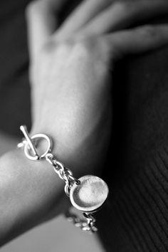 Dimples Fingerprint Jewellery at Allison | Brown
