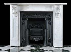 37 best antique victorian chimneypieces images in 2019 fireplace rh pinterest com