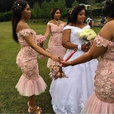 African Bridesmaid Dresses, African Lace Dresses, African Wedding Dress, Bridesmaid Dresses Plus Size, Latest African Fashion Dresses, Fancy Wedding Dresses, Wedding Attire, Wedding Gowns, African Traditional Wedding Dress