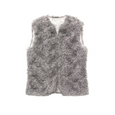 Soft Grey Mohair Gilet – Jimmy Hooves