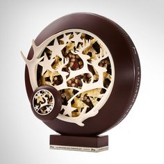 La Maison du Chocolat - Chocolate Clock!