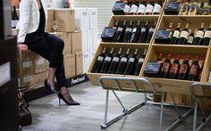 #Sitting. #On. #Many. #Bottles. #Of. #Good. #Wine.