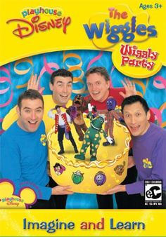 The Wiggles childhood memories are flooding to my head:)