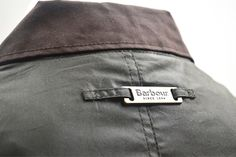 Detailing on Barbour Stanley Jacket - part of the Photographic Safari collection. Barbour, Safari, Hunting, Detail, Grey, Pants, Jackets, Collection, Fashion