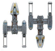btl y-wing starfighter | star destroyer, Wiring schematic