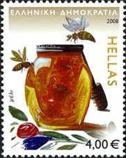 Bees - Honey Bee Stamps, Beekeeping, Apiculture - Stamp Community Forum - Page 10 I Love Bees, Honey Bee Stamps, Postage Stamp Art, Bee Cards, Vintage Stamps, Vintage Ephemera, Bee Happy, Save The Bees, Bees Knees