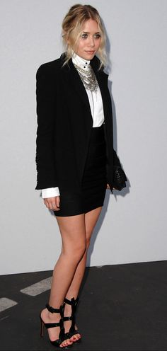 #chic #perfect #Olsen