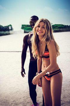 Gigi Hadid for Seafolly