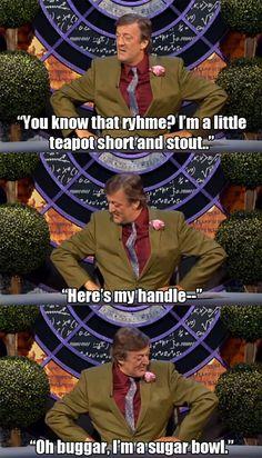 I've Always Loved British Humor