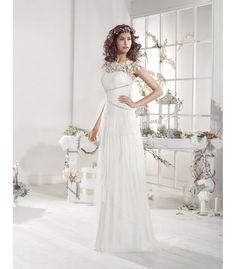 Vestido de novia Nube