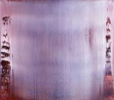 Abstract Painting 1995. 36 cm x 41 cm Oil on canvas . Catalogue Raisonné: 825-6 Carré d'Art, Museé d'Art Contemporain de Nîmes, Nîmes, France June 15, 1996 – September 15, 1996