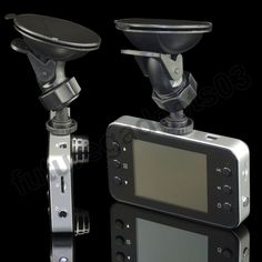 NEW 1080P HD 2.4  LCD NIGHT VISION CCTV CAMERA IN CAR DVR  VIDEO RECORDER UK