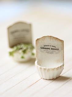 Handmade 1:12th Miniature Maison de Poupées Accessoire Miroir de salle de bain Beach Hut